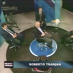 Programa Palavra Cruzada na TV Rede Minas
