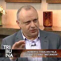 Entrevista ao Programa Tribuna Independente – Livro Metanoia